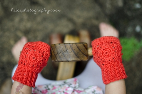 Toddler Fingerless Gloves Crochetlatte
