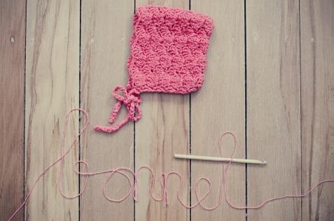 Simple Shell Stitch Pixie Bonnet – crochetlatte b591401c116