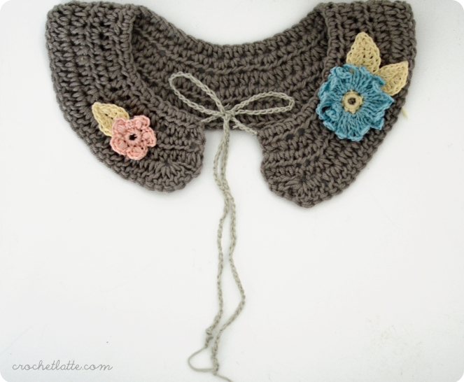 Crochet Collar 2