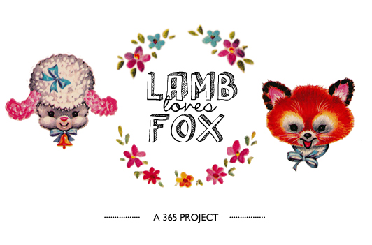 Lamb Loves Fox