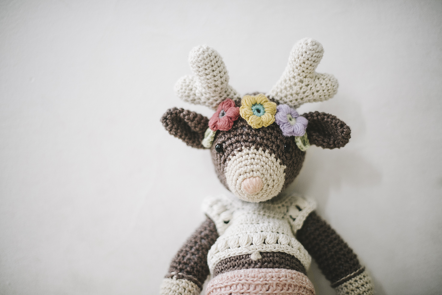 Susie the Reindeer – crochetlatte